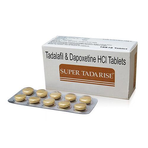 Таблетки для потенции и пролонгатор Super Tararise